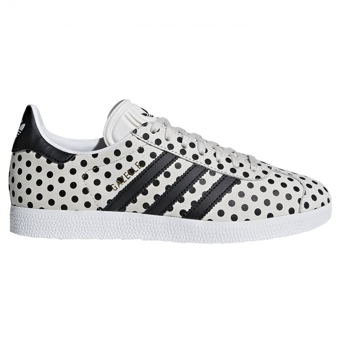 free shipping caf00 efceb Sneakers Adidas Gazelle Woman with dots