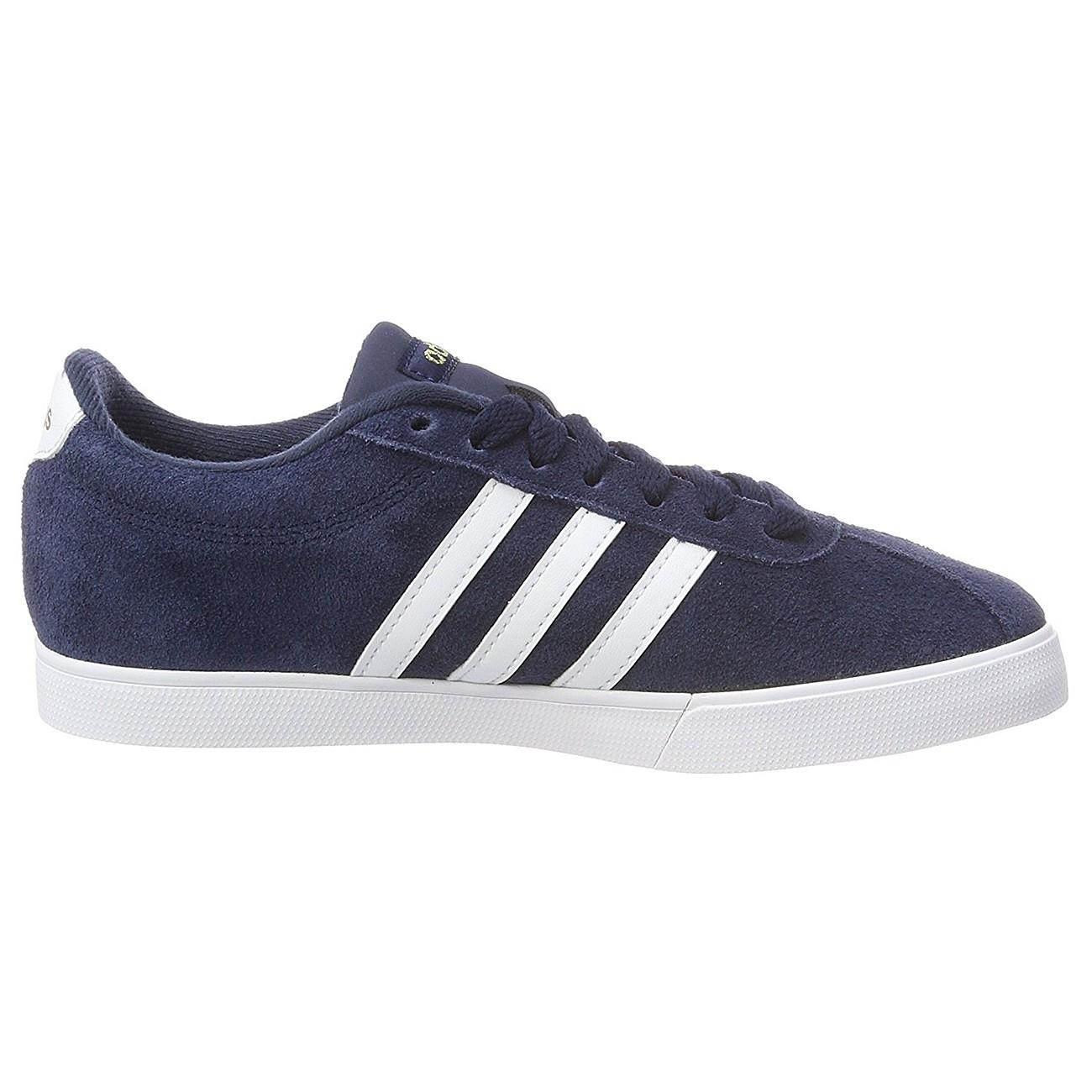 Sneakers Adidas Courtset Femme bleu