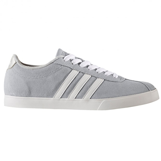 Sneakers Adidas Courtset Femme gris