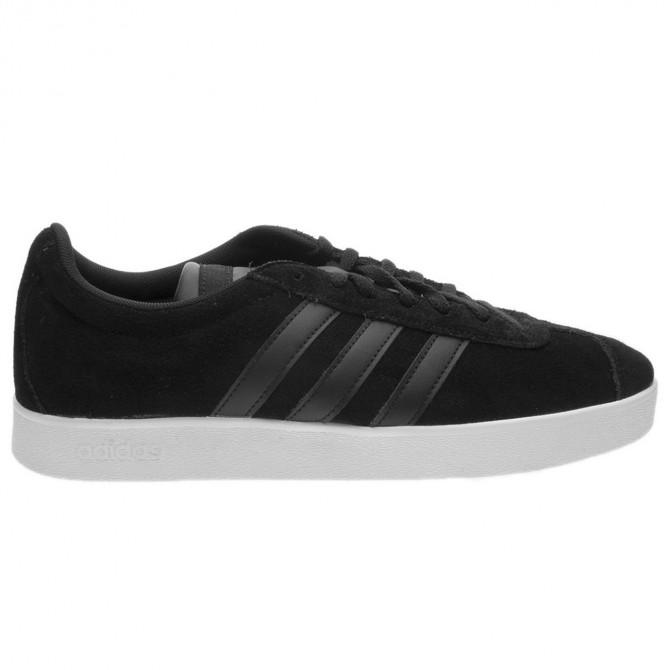 Sneakers Adidas VL Court 2.0 Homme noir