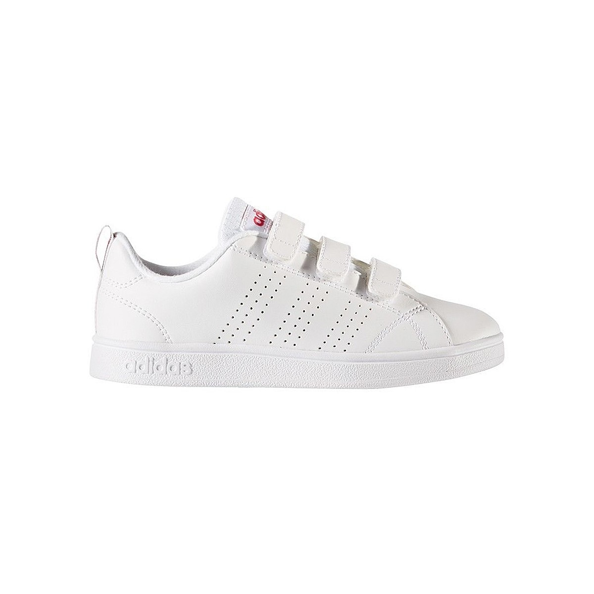 Fille Rose21 Adidas Blanc Sneakers 27 Adv Advantage Clean WQdCBorxe