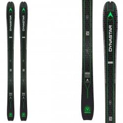 Ski alpinisme Dynastar Vertical Deer + fixations Look ST 10