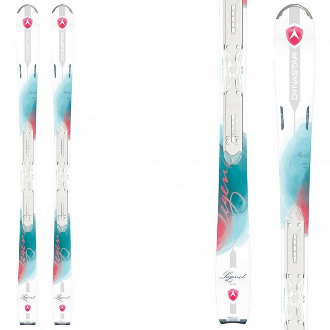 Ski Dynastar Legend W75 (Xpress) + fixations Xpress W 10 B83