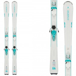 Ski Dynastar Intense 6 (Xpress) + fixations Xpress W 10 B83