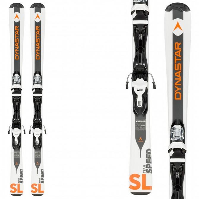 Esquí Dynastar Team Speed (Xpress Jr) 130 -150 + fijaciones Xpress Jr 7 B83