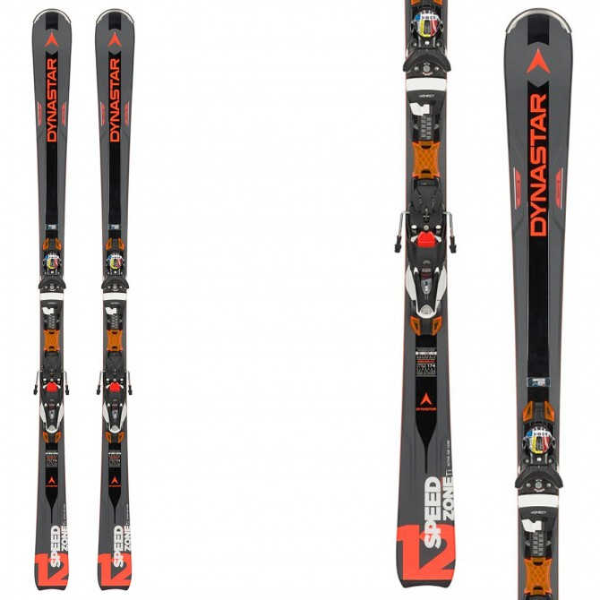 Ski Dynastar Speed Zone 12 Ti (Konect) + bindings Nx 12 Konect Dual B80