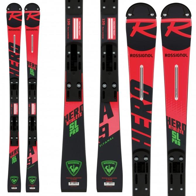 Esquí Rossignol Hero Athlete SL Pro (R20 Pro) + fijaciones Nx 10