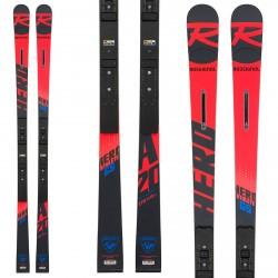 Esquí Rossignol Hero Athlete GS (R22) + fijaciones Spx 12