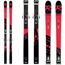 Esquí Rossignol Hero Athlete Fis GS (R22) + fijaciones Spx 15 Rockerflex