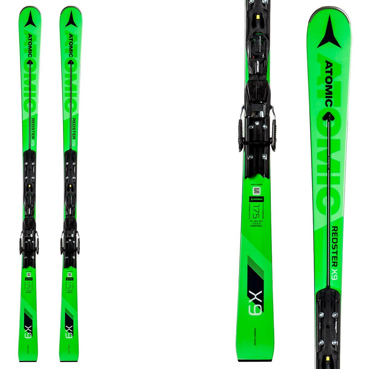 Ski Atomic Redster X9 + Bindings X12 TL