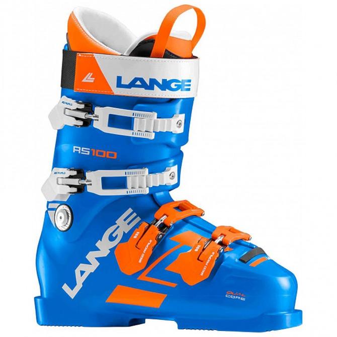 Ski boots Lange Rs 100