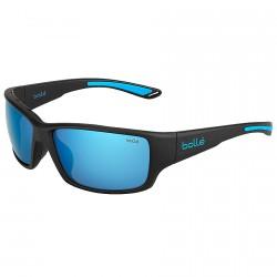 Gafas de sol Bollè Kayman polarizadas negro-azul