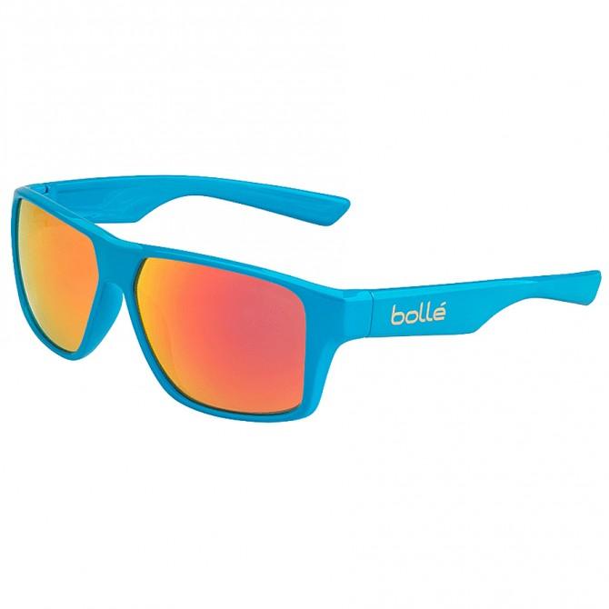 Occhiali da sole Bollè Brecken azzurro BOLLE' Occhiali ciclismo