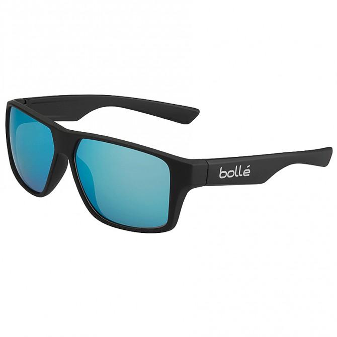 Occhiali da sole Bollè Brecken nero-blu BOLLE' Occhiali ciclismo