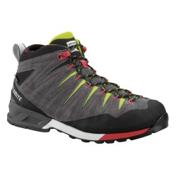 Trekking shoes Dolomite Crodarossa Mid Gtx Man anthracite