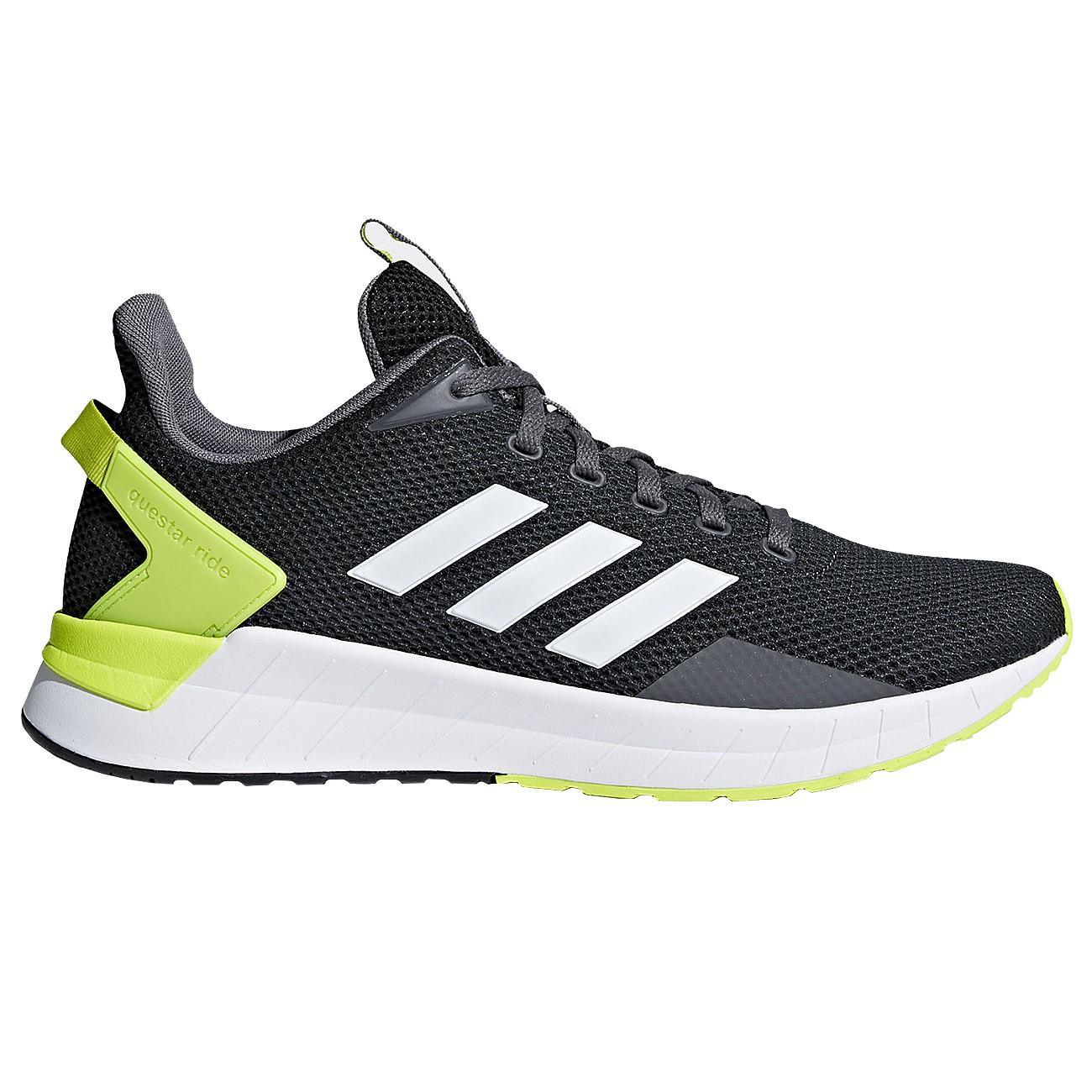 new arrival 66c17 39bb3 Running shoes Adidas Questar Ride Man grey-yellow