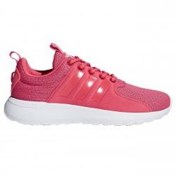 Chaussures running Adidas Cloudfoam Lite Racer Femme rose