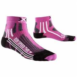 Chaussettes running X-Socks Speed Two Femme