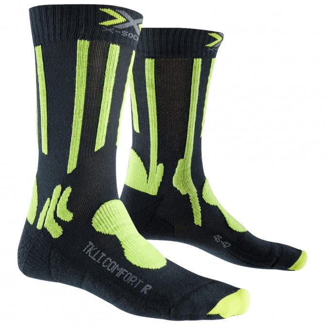 Calze X-Socks trekking Light e comfort nero