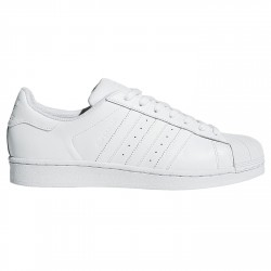 Sneakers Adidas Superstar Fundation bianco