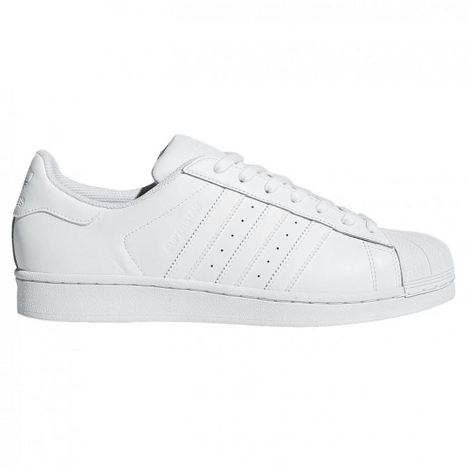 Sneakers Adidas Superstar Fundation blanc
