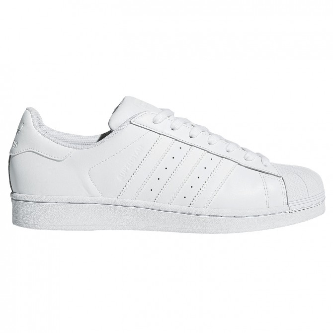 Sneakers Adidas Superstar Fundation blanco