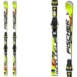 ski Fischer Rc4 WC GS + bindings Rc4 Z18 FFB