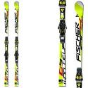 ski Fischer Rc4 WC GS + bindings Rc4 Z18 FFB