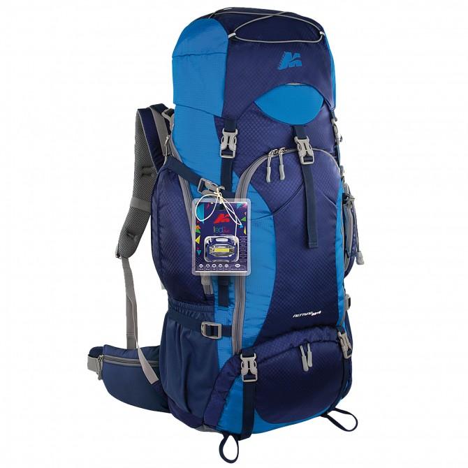 Trekking backpack Marsupio Nettuno 55+5