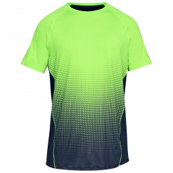 T-shirt running Under Armour UA Mk-1 Dash Fade Uomo