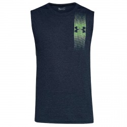 Débardeur running Under Armour Threadborne Homme
