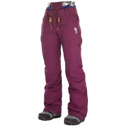 Freeride ski pants Picture Treva Woman