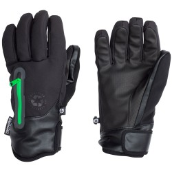 Freeride ski gloves Picture Madison black