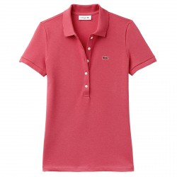 Polo Lacoste Slim Fit Femme