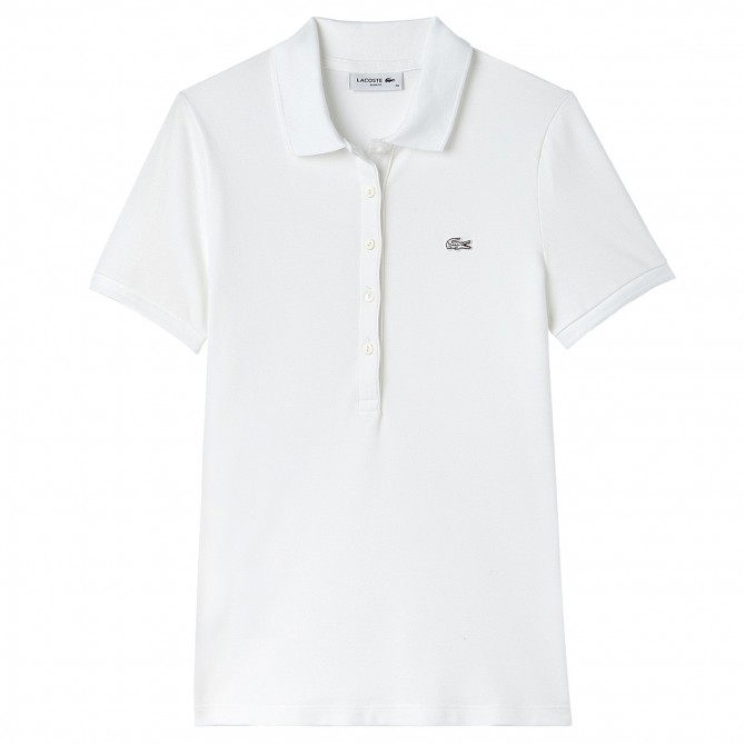 Polo Lacoste Slim Fit Mujer