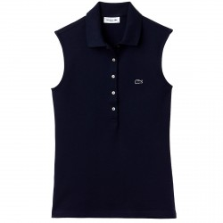 Polo Lacoste sleeveless Woman