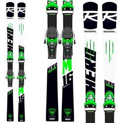 Ski Rossignol Hero Master (R22) + fixations Spx 15 Rockerflex -170 cm