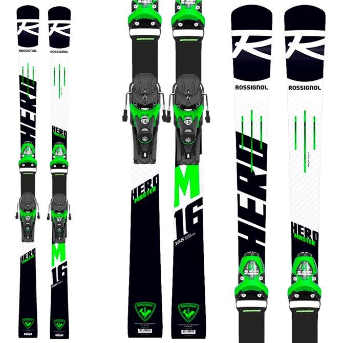 Esquí Rossignol Hero Master (R22) + fijaciones Spx 15 Rockerflex