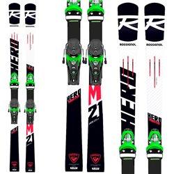 Ski Rossignol Hero Master (R22) + bindings Spx 15 Rockerflex -180 cm