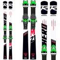 Ski Rossignol Hero Master (R22) + fixations Spx 15 Rockerflex -180 cm