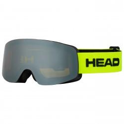 Maschera sci Head Infinity Race + lente lime