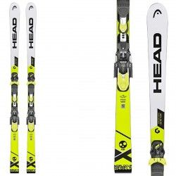 Ski Head WC Rebels i.GS RD Team + bindings Evo 9 ac jr Brake 78