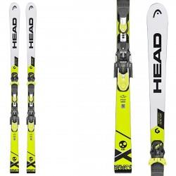 Ski Head WC Rebels i.GS RD Team + fixations Freeflex Evo 11 Brake 85