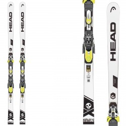 Sci Head WC Rebels i.GS RD + attacchi Freeflex Evo 14x Brake 85