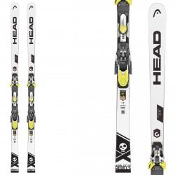 Ski Head WC Rebels i.GS RD + fixations Freeflex Evo 14x Brake 85