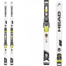 Sci Head WC Rebels i.GS RD + attacchi Freeflex Evo 16 Brake 85