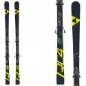 Ski Fischer RC4 WC GS JR Curv Booster + bindings Z11