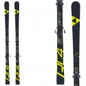 Sci Fischer RC4 WC GS JR Curv Booster + attacchi Z9