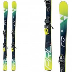 Ski Fischer Progressor F17 Tpr + fixations Rs10 Pr