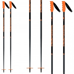 Ski poles Kerma Speed SL Jr